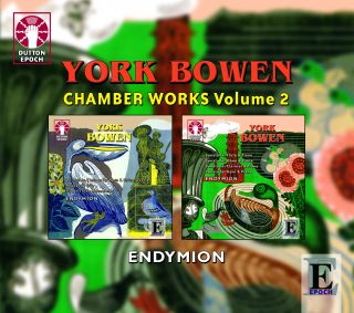 York Bowen - Boxed Set volume 2