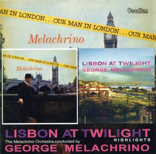 Our Man in London & Lisbon At Twilight
