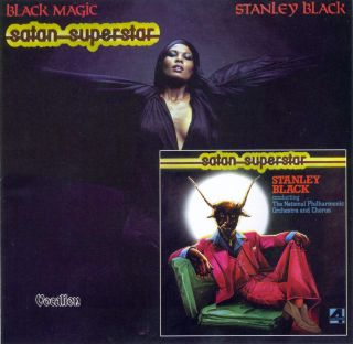 Black Magic & Satan Superstar
