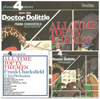 All Time Top T.V. Themes & Dr. Dolittle