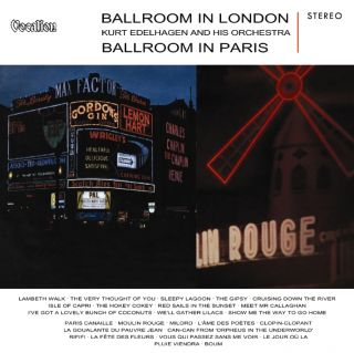 Ballroom In London & Ballroom In Paris