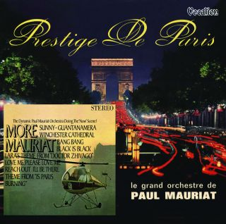More Mauriat & Prestige De Paris
