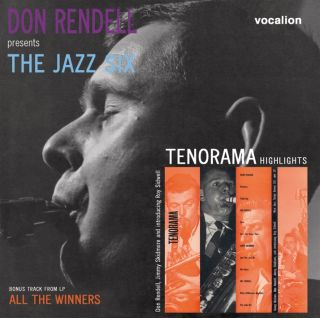Presents The Jazz Six / Tenorama