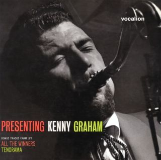 Presenting Kenny Graham