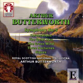 Arthur Butterwoth - Sympony No. 5