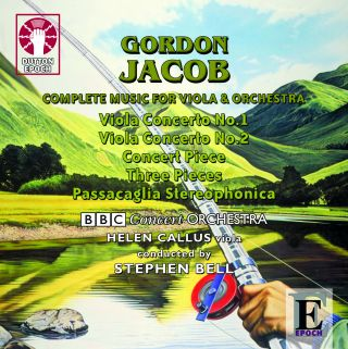 Gordon Jacob - Complete Music for Viola and Orchestra