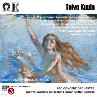 Toivo Kuula, Songs and Orchestral Music