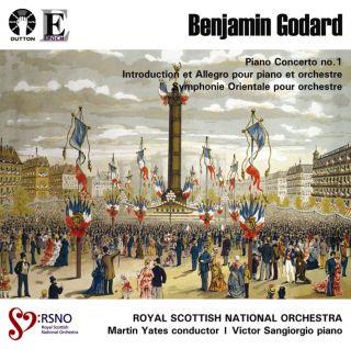 Benjamin Godard Piano Concerto no. 1