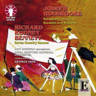 Joseph Holbrooke & Richard Rodney Bennett