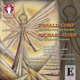 Ronald Corp & Michael Hurd, choral music