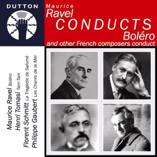 Conducts Bolero & Other French Composers Conduct