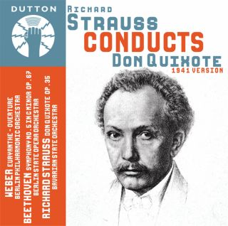 Richard Strauss Conducts Don Quixote * 1941 version
