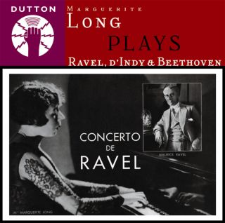 Marguerite Long Plays Ravel, D