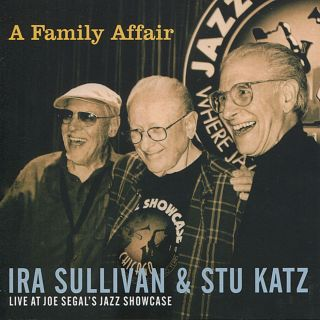 A Family Affair - Live At Joe Segal's