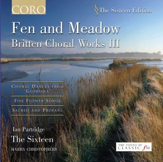 Fen and Meadow/Choral Works Vol. 3