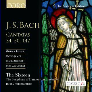 Cantatas 34, 50 & 147
