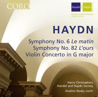 Haydn Symphonies No. 6 & 82 Le matin - Le L