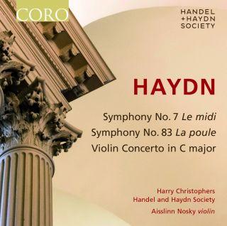 Haydn Symphonies 7 & 83