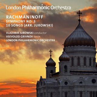 Symphony Nos. 3 & 10 Songs (arr. Jurowski)