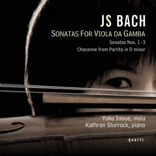 Sonatas for Viola de Gamba