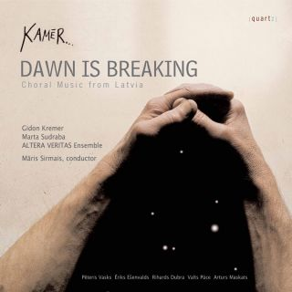 Dawn Is Breaking: Choral Music from Latvia