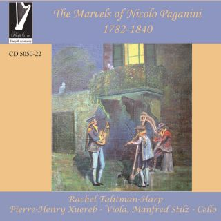 The Marvels of Nicolo Paganini