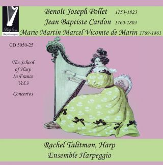 School of Harp in France - Vol.3