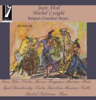 Absil, Lysight: Belgium Chamber Music