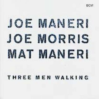 3 Men Walking
