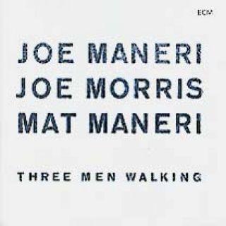 3 Men Walking