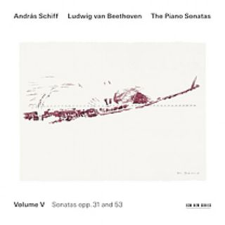 The Piano Sonatas Volume V : Op. 31 & 53