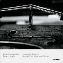 Sonatas For Viola/piano And Viola A
