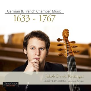 German and French Chamber Music - 1633-1767