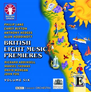 British Light Music Premieres - Volume 6
