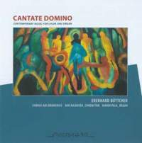 Cantate Domino, New Music for Choir and Organ