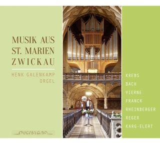 Musik aus St. Marien Zwickau