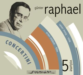 Concertini, Günter Raphael Edition Vol. 5