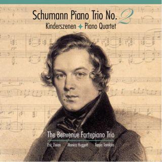 Piano Trio no. 2 Kinderszenen, Piano Quartet