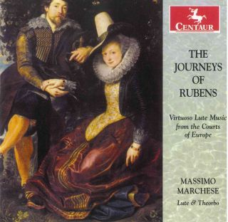 Journeys Of Rubens: Virtuoso Lute Music