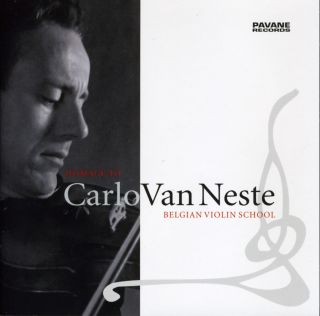 Homage to Carlo Van Neste