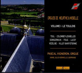 Orgues de Meurthe et Moselle