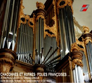 Chaconne et autres Folies Françoises ...