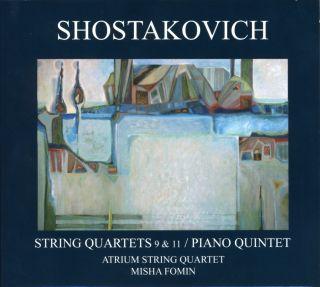 String Quartets 9 & 11 / Piano Quintet - Shostakovich