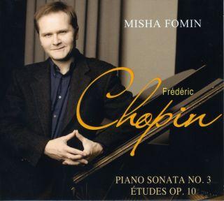 Piano Sonata No.3 / Etudes Op.10 - Chopin