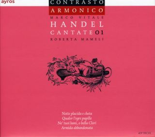 Handel Cantate 01