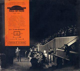Live at the KB Hallen (Hall Of Fame)