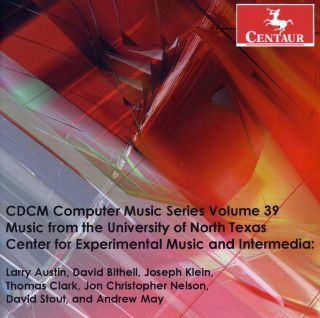 Cdcm Computer Music Series Volume 39