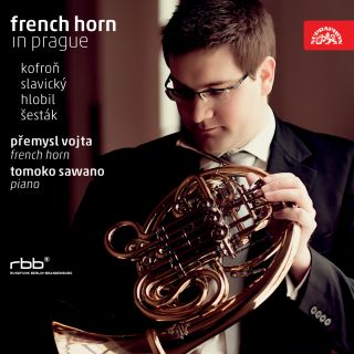 Jaroslav Kofron -  Slavicky - Hlobil: French horn in Prague