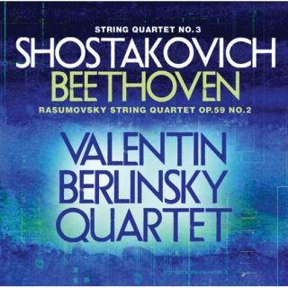 String Quartet No.3/String Quartet Op. 59, No. 2