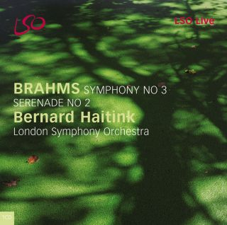 Serenade No.2/symphony No.3